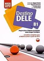 Destino DELE: Libro B1 + libro digital CD-ROM