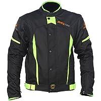 バイクジャケット プロテクター 夏シーズン バイク メッシュ ライダースジャケット バイクウェア 春夏セール品 メンズ