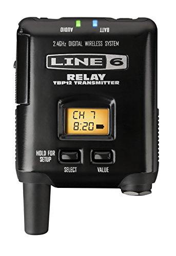 [해외]국내 정품 LINE6 바디 팩 송신기 Relay G50 | G90 Bodypack TBP12/Domestic regular item LINE 6 Bodypack Transmitter Relay G50 | G90 Bodypack TBP 12