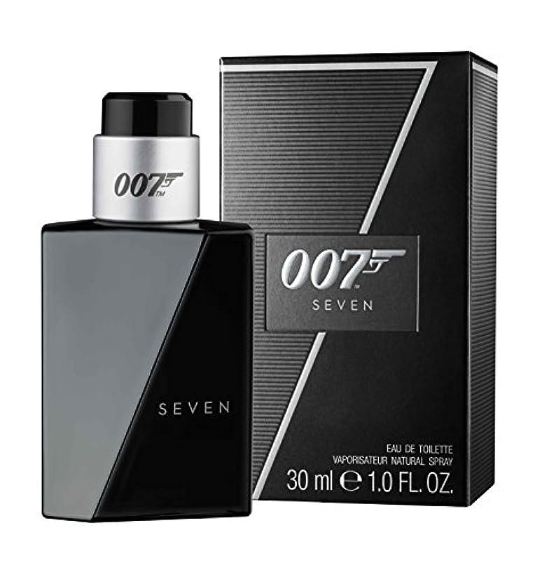 裏切り者液化するやろうジェームスボンド 007 Seven Eau De Toilette Spray 30ml/1oz並行輸入品