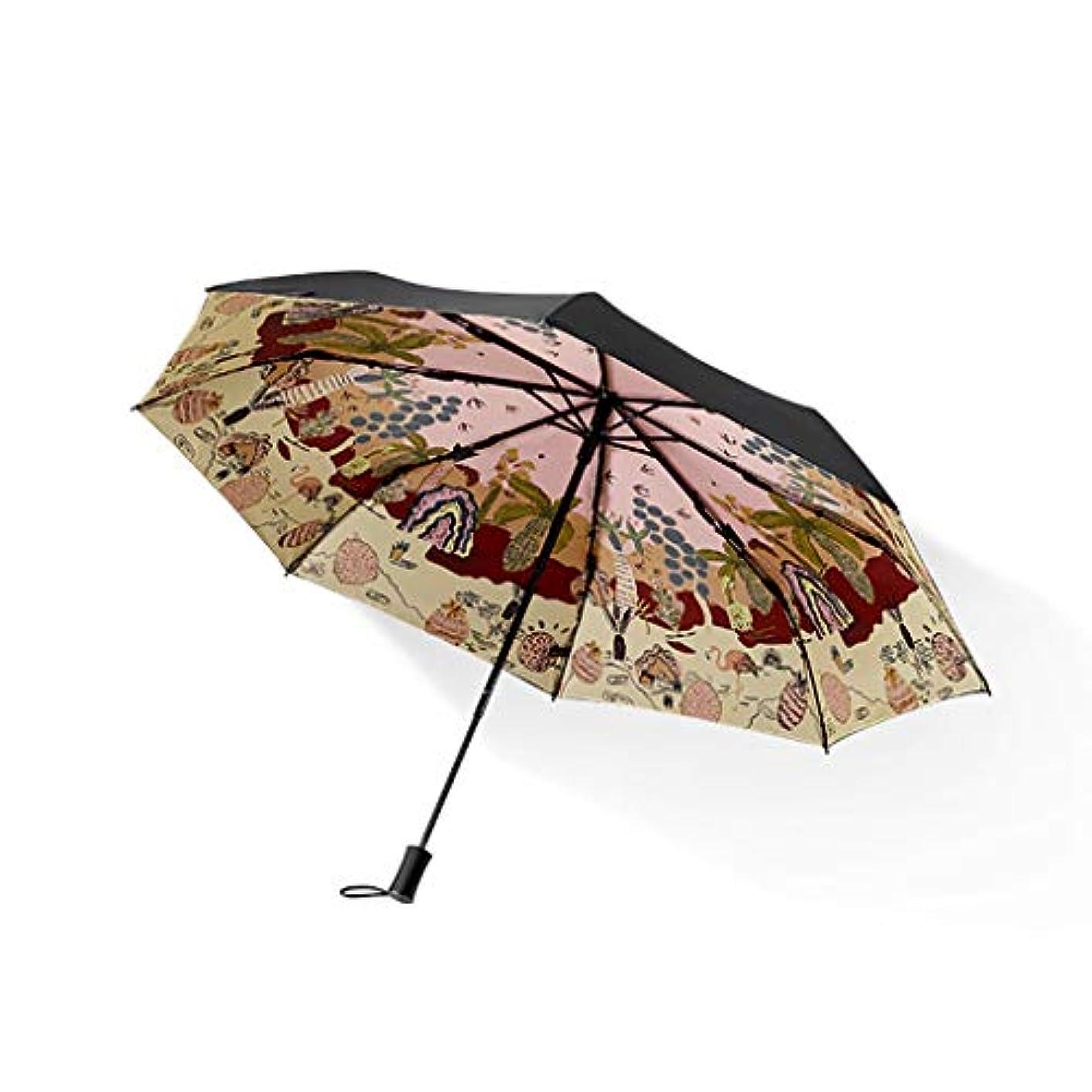 ブルームマキシム記念日アンチUVサンシェード 二層傘布アンチ99.9%UV (色 : C)