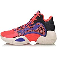 LI-NING Power V Series CJ McCollum Men Professional Basketball Shoes Cushioning Lining Cloud High-Cut Sport Shoes Sneakers ABAN045 ABAP023 ABAP025