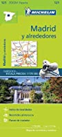 Madrid y alrededores - Zoom Map 121 (Michelin Zoom Maps)