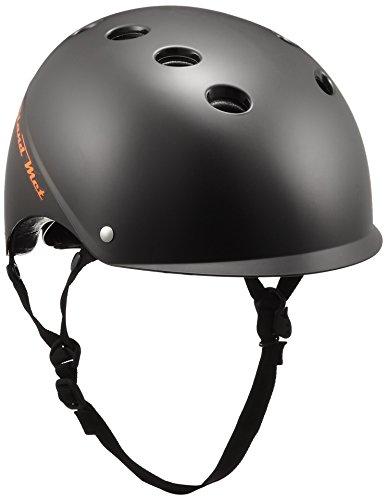 BRIDGESTONE(ブリヂストン) 子供用ヘルメット グランドメット ブラック CHGM4653 B371562BL