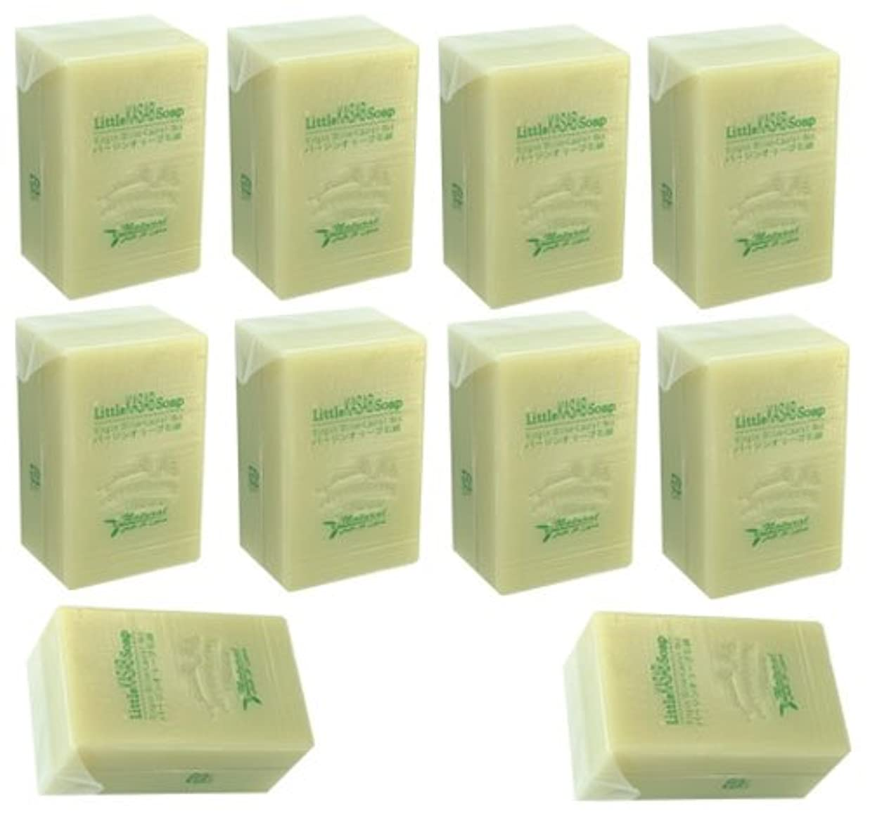 ラビリンス男性加速度リトルカサブ石鹸10個セット