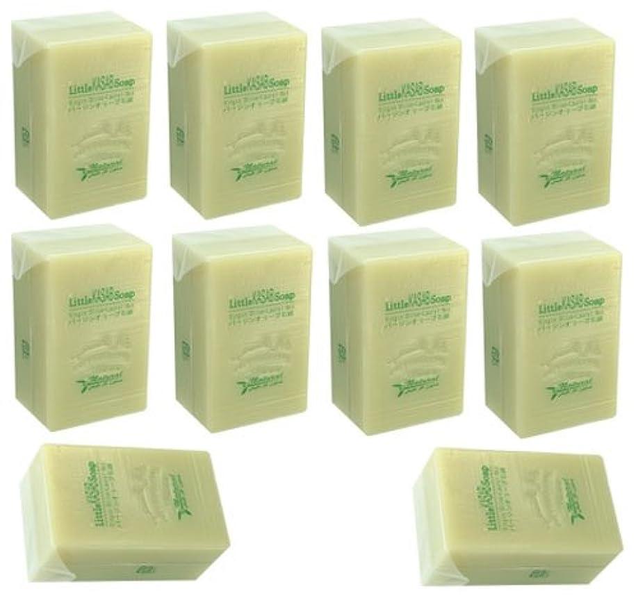 設置常習的するリトルカサブ石鹸10個セット