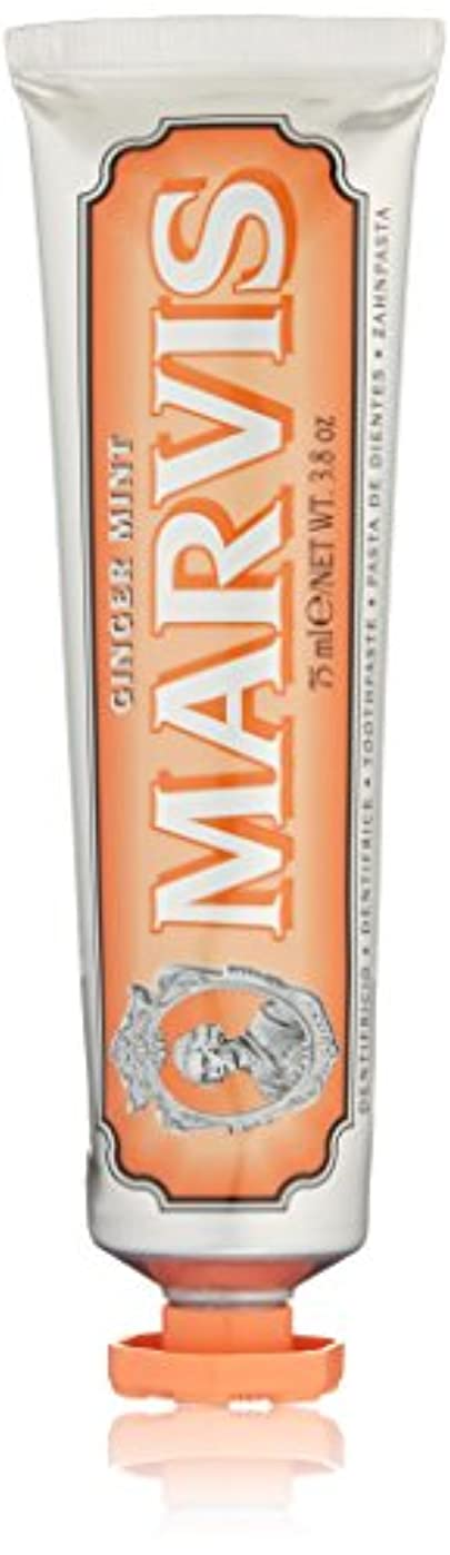 無効吸収剤トーナメントMARVIS(マービス) ジンジャー?ミント(歯みがき粉) 75ml