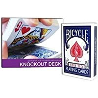 The Bicycle Knockout Deck From Magic Makers - Amazing Magic! by Bicycle by Bicycle [並行輸入品]