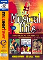 Musical Hits Set Two ( Three Musical Blockbusters) Mheboob Ki Mehndi/ Heer Raanjha/ Nikaah