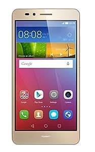 Huawei SIMフリースマートフォン GR5 16GB (Android 5.1/オクタコア/5.5inch/micro SIM) ゴールド  KII-L22-GOLD