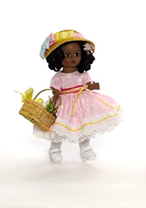 Alexander Dolls inches In Your Easter Bonnet (African-American And Special Occasion Gifts) ドール 人形 フィギュア(並行輸入)
