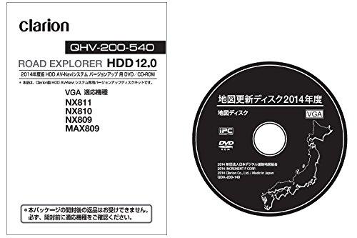 Clarion(クラリオン) QHV-2...