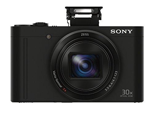 ソニー SONY デジタルカメラ DSC-WX500 光学30倍ズーム 1820万画素 ブラック Cyber-shot DSC-WX500 BC