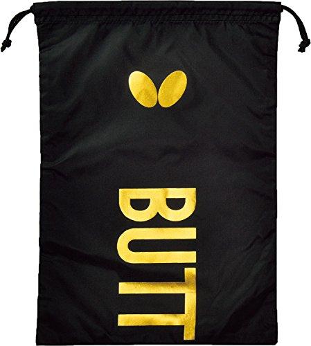 Butterfly バタフライ Butterfly 卓球 シューズ袋 スタンフリー・シューズ袋 ブラック 62940
