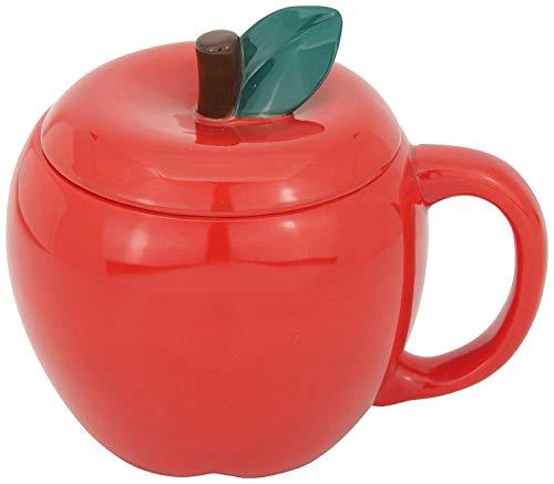 サンアート かわいい食器 「 野菜と果物シリーズ 」 リンゴ マグカップ 330ml SAN2939