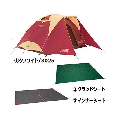 コールマン テント タフドーム/3025 スタートパッケージ