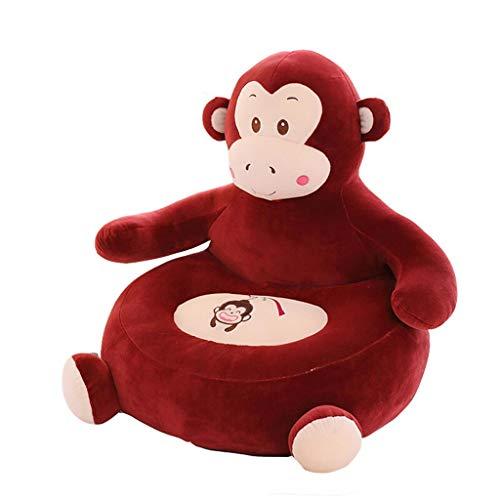 チャイルドシート - 超かわいい漫画動物のソファ、赤ちゃんの...