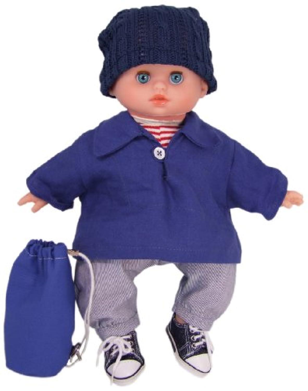 My Little Baby Petit Calin Lil ' Skipper、ブルー