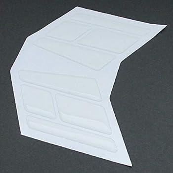タンクプロテクトグリップパッド ツーボックス (透明クリアー)