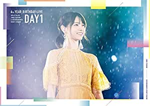 6th YEAR BIRTHDAY LIVE Day1 (Blu-ray) (特典なし)