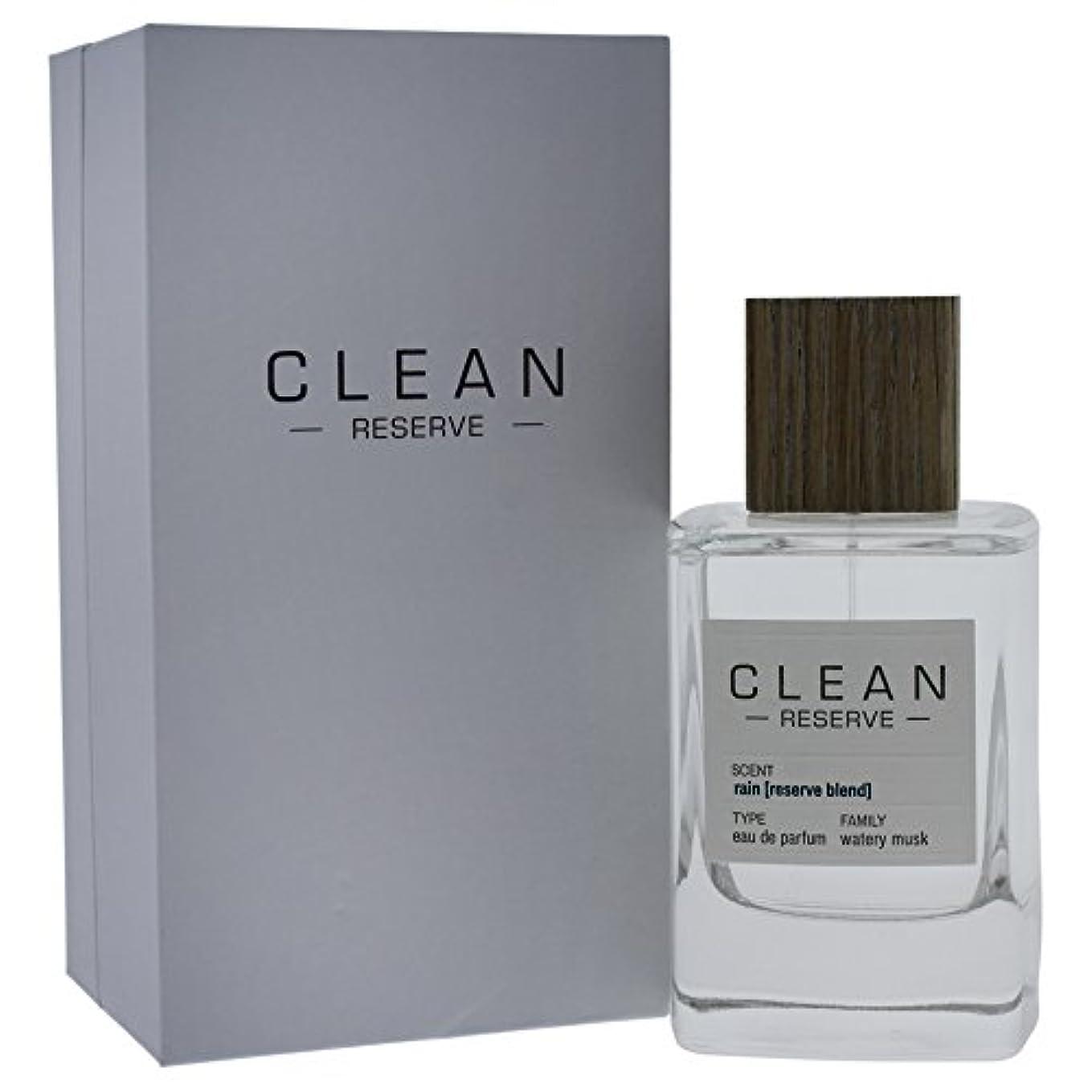 腐った二週間区別◆【CLEAN】Unisex香水◆クリーン リザーブ レイン オードパルファムEDP 100ml◆