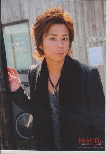 ジャニーズ公式生写真 Kis-My-Ft2【北山宏光】キスマイ