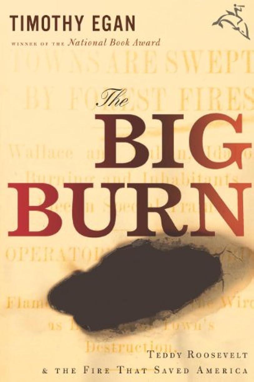 伝導率通信するスクリーチThe Big Burn: Teddy Roosevelt and the Fire that Saved America (English Edition)