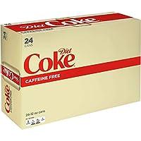 ダイエットコカコーラカフェイン無料 12 355ml (24 パック) Diet Coca Cola Caffeine Free 12oz 355ml (Pack of 24)
