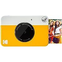Kodak Photomatic Camera Instant Print Kodak Printomatic Digital Instant Print Camera, Yellow (RODOMATICYL)