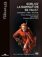 (Pal-dvd)la Damnation De Faust: F-x.roth / Les Siecles Vidal Antonacci Courjal