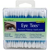 Fran Wilson Eye Tees Precision Makeup Applicator, Pack of 3