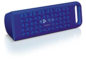 CREATIVE MEDIA Creative MUVO 10 ブルー NFC Bluetooth ポータブルスピーカー スピーカーフォン SP-MV10-BU