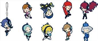 ペルソナ3 ダンシング・ムーンナイト ラバーストラップコレクション BOX商品 1BOX=9個入り、全9種類