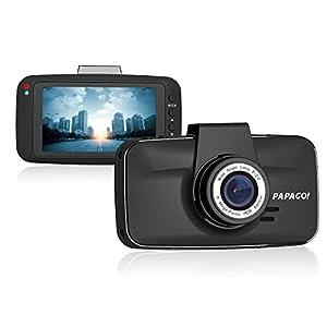 PAPAGO GoSafe 520 世界が広がるワイドHDドライブレコーダーウルトラワイドHD&3M映像録画対応 GS520-16G