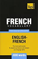 French Vocabulary for English Speakers - 3000 words