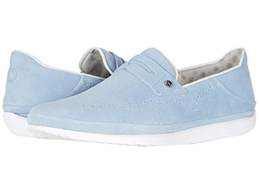 独特のエクステントに慣れ[UGG(アグ)] メンズローファー?スリッポン?靴 Cali Penny Slip-On Dream Blue 13 (31cm) D - Medium