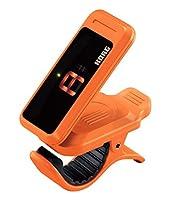 KORG クリップ式 ギター・ベース用 チューナー pitchclip ピッチクリップ スペシャル・カラー・バージョン PC-1-OR オレンジ