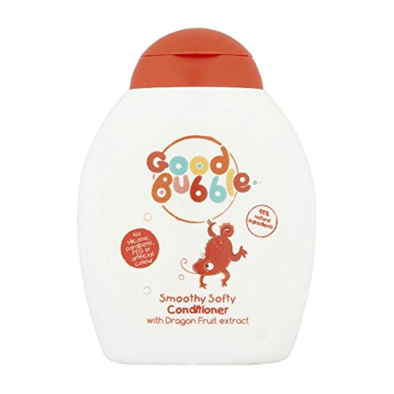 スリーブスクリュー狼Good Bubble Dragon Fruit Conditioner 250ml (Pack of 2) - 良いバブルドラゴンフルーツコンディショナー250ミリリットル (x2) [並行輸入品]