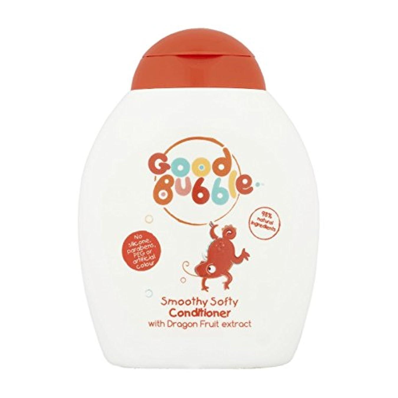 電話する群衆活力Good Bubble Dragon Fruit Conditioner 250ml (Pack of 6) - 良いバブルドラゴンフルーツコンディショナー250ミリリットル (x6) [並行輸入品]