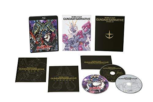 『機動戦士ガンダムNT (特装限定版) [Blu-ray]』の3枚目の画像