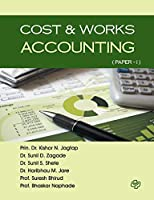 Cost & Works Accounting (Paper I)