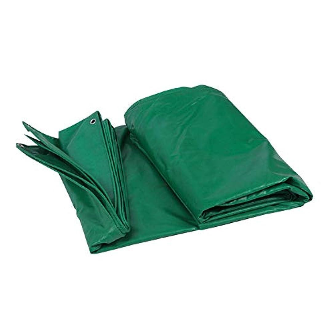生産的人気の結婚した19-yiruculture 厚いPVC防雨布防水シートキャノピー布防雨プラスチック布雨布キャンバス (サイズ : 2m*1.5m)