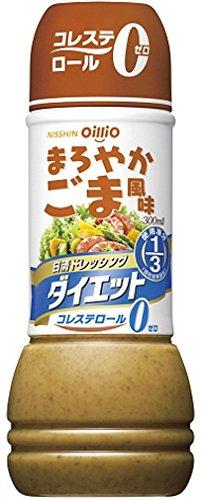 日清ドレッシングダイエットまろやかごま風味 300ml×12個