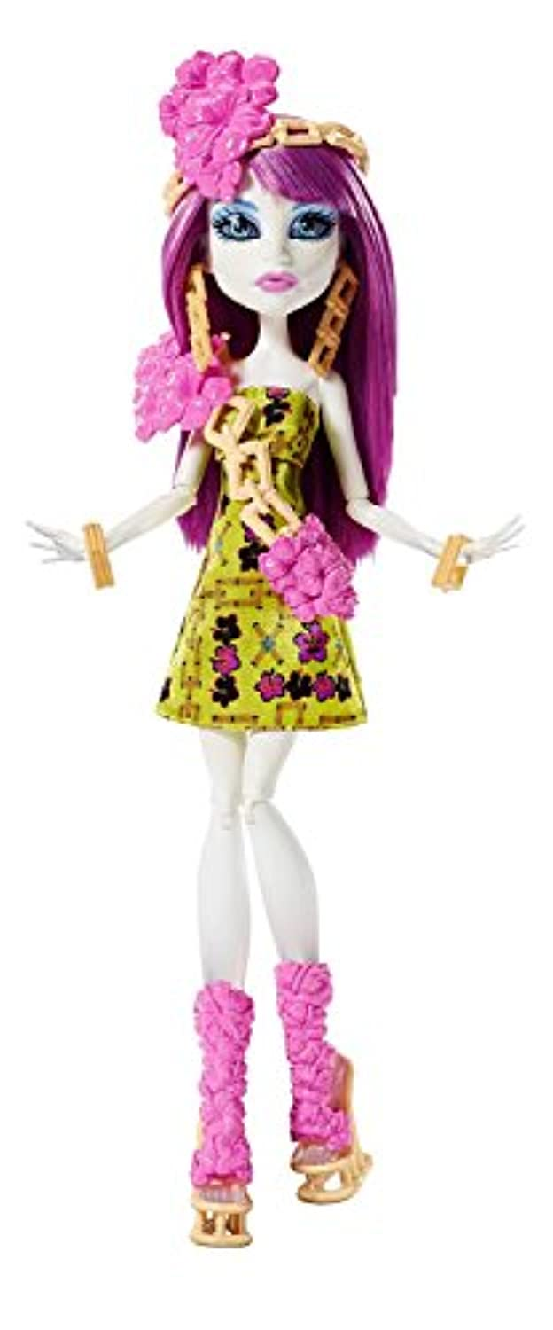 モンスターハイMonster High Ghouls' Getaway Spectra Vondergeist Doll [並行輸入品]