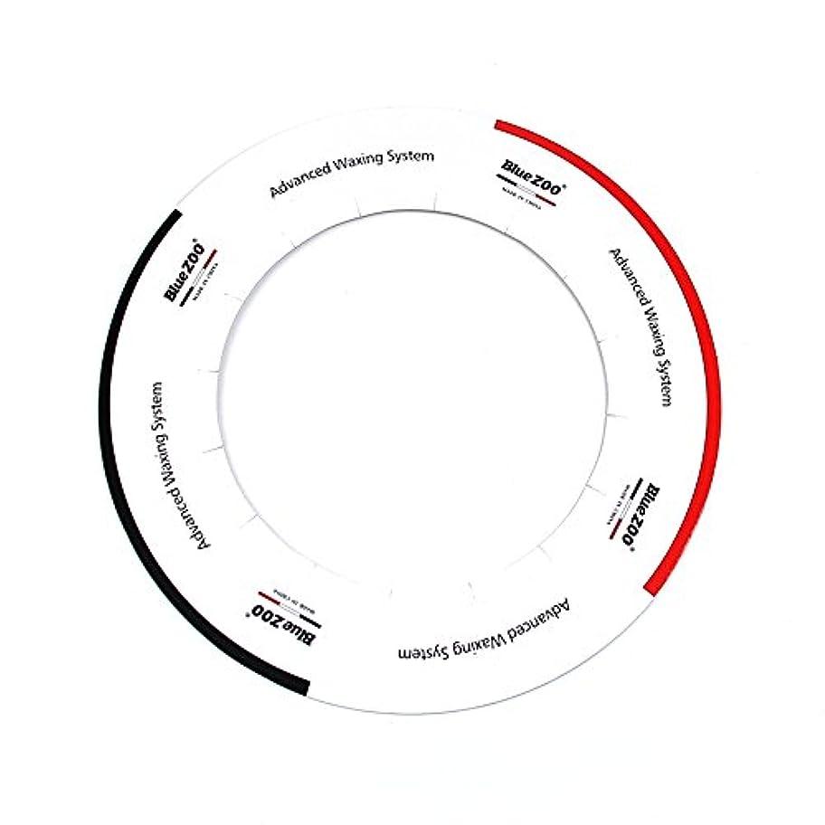 今後クレデンシャル監査Decdeal ワックスヒーター アクセサリー 10個/パック 標準 ワックス ヒーターパッド カラー プロな保護クリーンポットアクセサリー