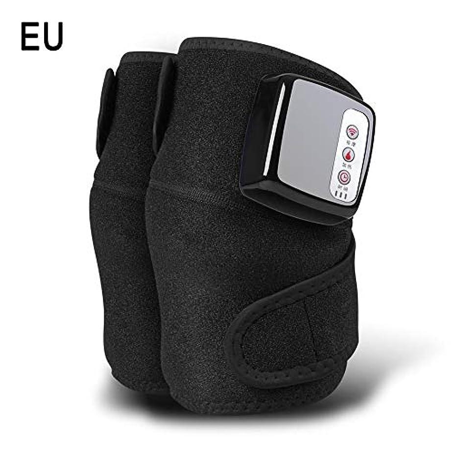 村仕出しますお手入れ膝マッサージャー、ホットコンプレス、振動、多機能充電式発熱膝マッサージャー、暖かい膝関節、古い冷たい脚