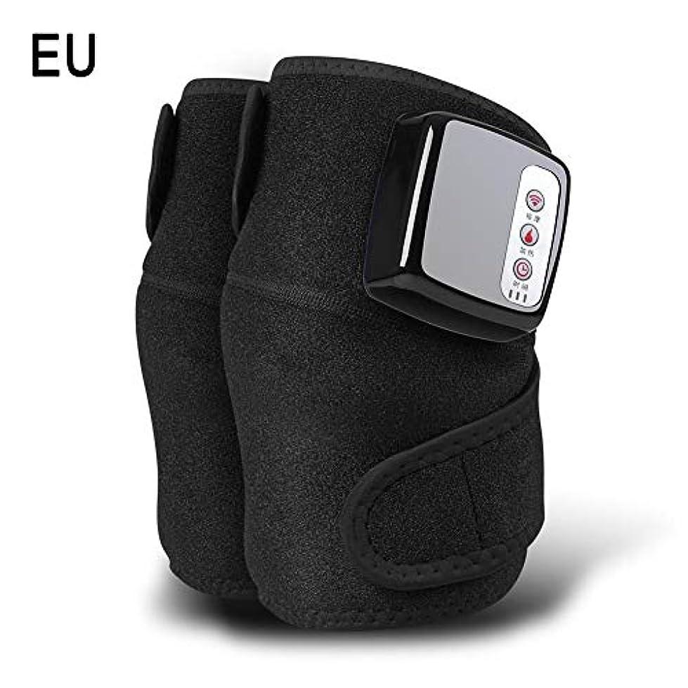 止まる新しい意味記念碑的な膝マッサージャー、ホットコンプレス、振動、多機能充電式発熱膝マッサージャー、暖かい膝関節、古い冷たい脚