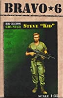Bravo6 B6-35306 1/35 GRUNT (3) Steve Kid