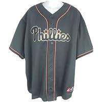 Philadelphia Phillies代替GraniteマジェスティックReplica Jerseyビッグトールサイズ