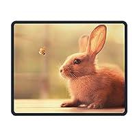 ゲーム用マウスパッド カスタム OASTEROIDfacebook マウスパッド ステッチエッジ ノンスリップゴム 7.08インチ(L£x 8.66インチ(W) インチ onesize